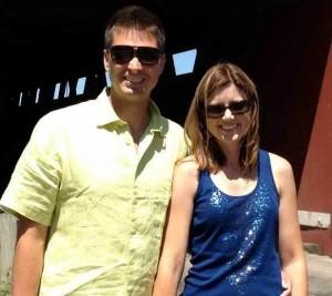 Kristin & Cory
